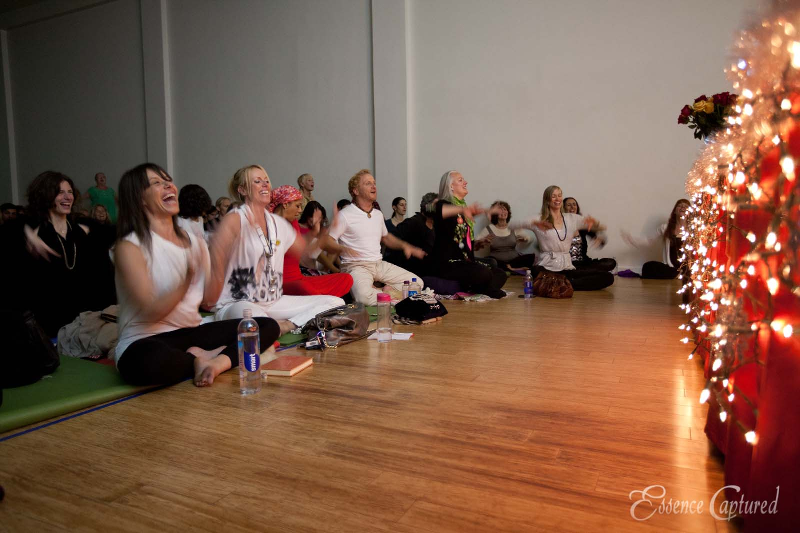 Naam Yoga L.A. New Years Eve event