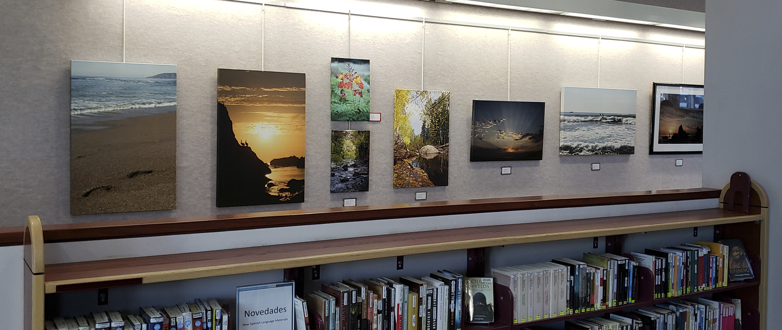 Paso Robles Library Exhibit