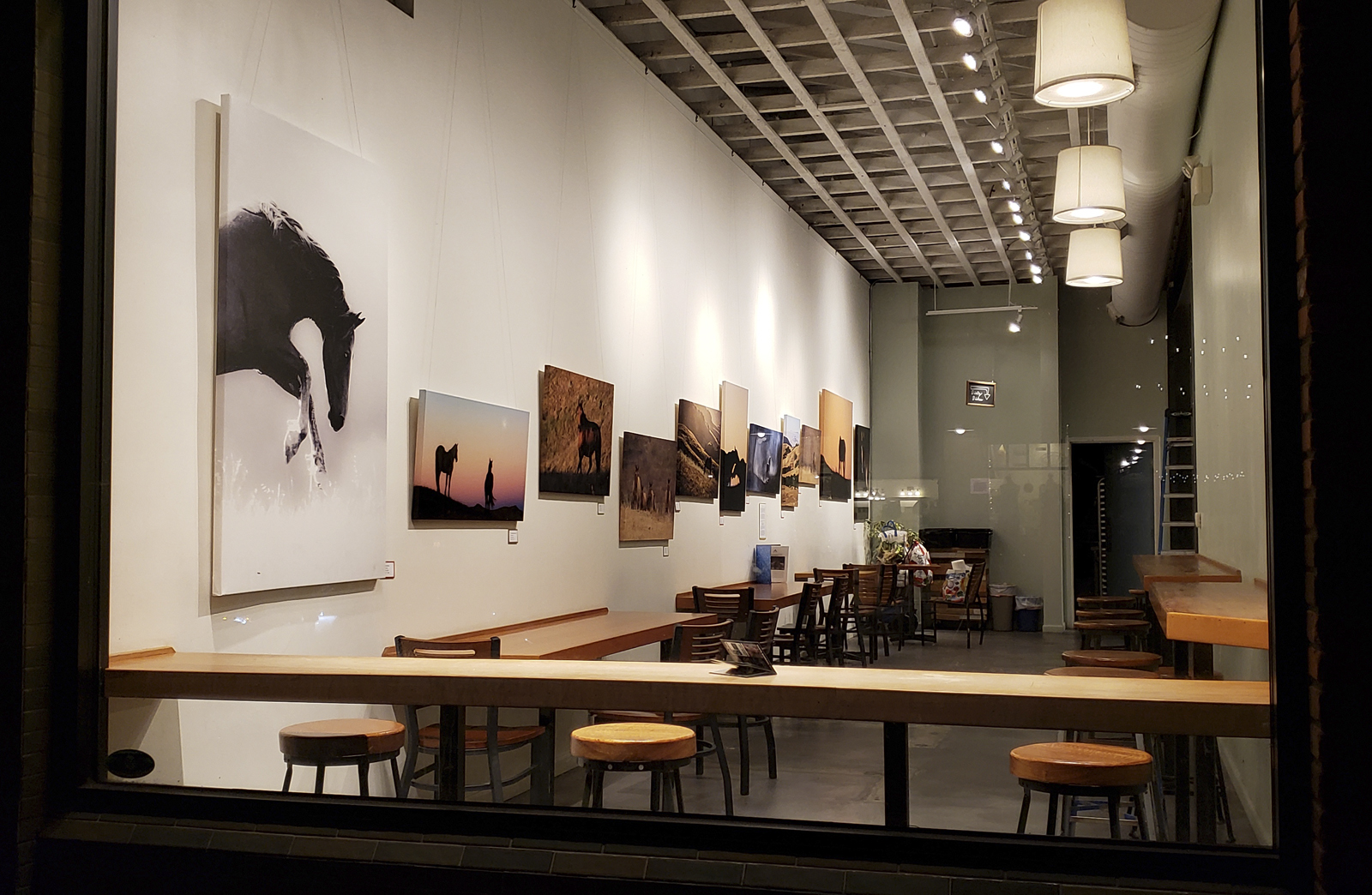 Ascendo Coffee Exhibit
