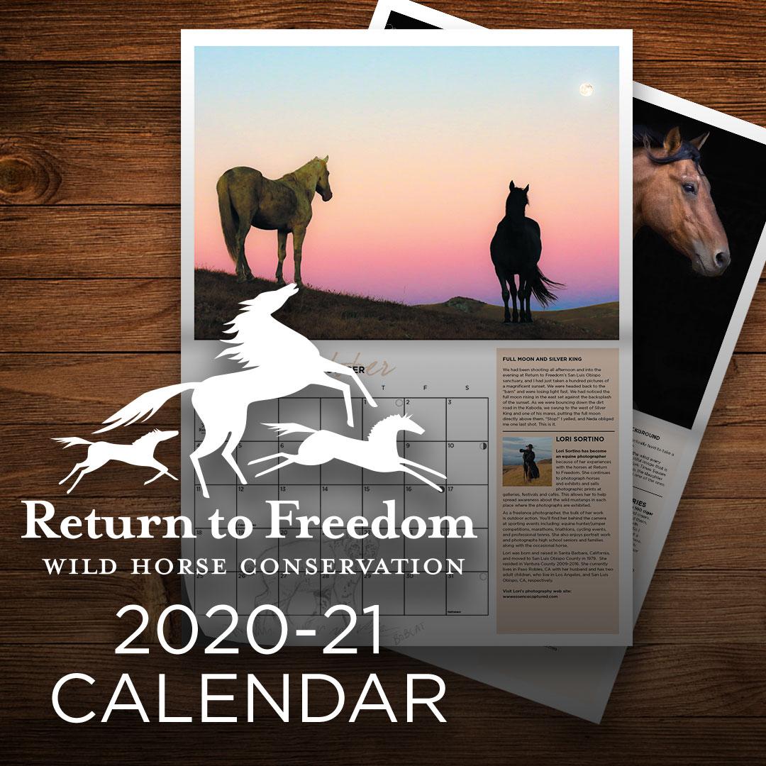2020 RTF Calendar